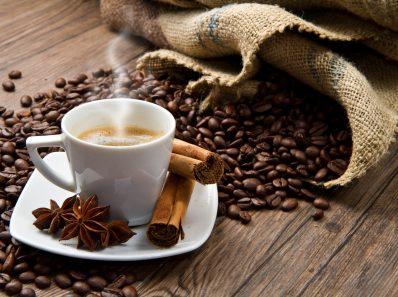 Кофе улучшает качество спортивных тренировок