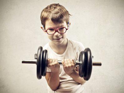 Вся правда о детских силовых тренировках