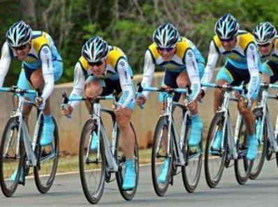 Профессиональный велоспорт повышает устойчивость к усталости