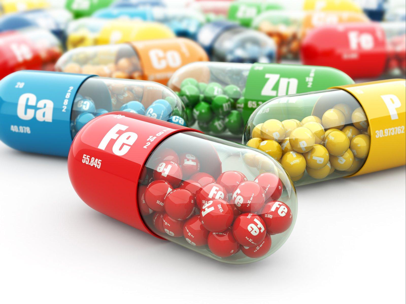 Гиповитаминозы, гипервитаминозы и витаминная зависимость. Часть 2