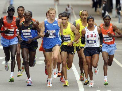 Полумарафонцам углеводы полезнее жиров