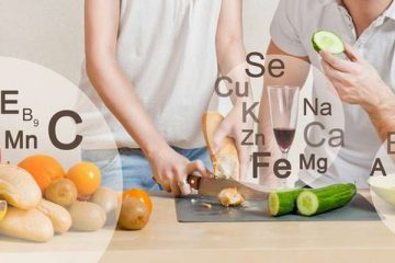 Дефицит и токсичность минеральных веществ