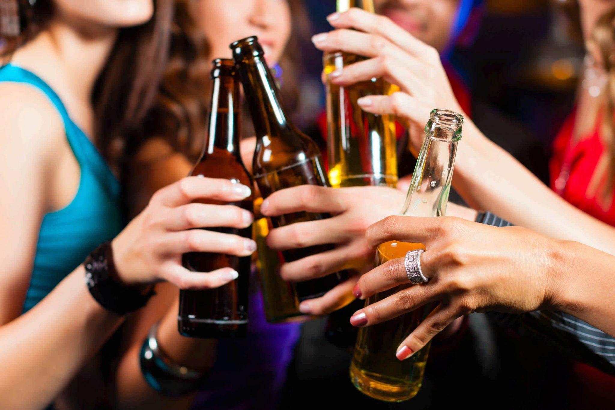 Можно ли навредить своему здоровью, умеренно употребляя алкоголь?