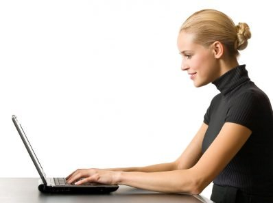 Способ сидеть за компьютером так, чтобы не испытывать боли