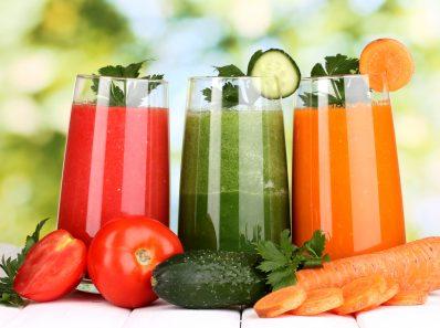 Польза детокса и правильного питания