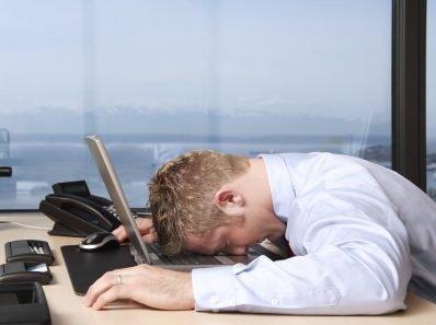 Почему работа допоздна не приносит никакой пользы