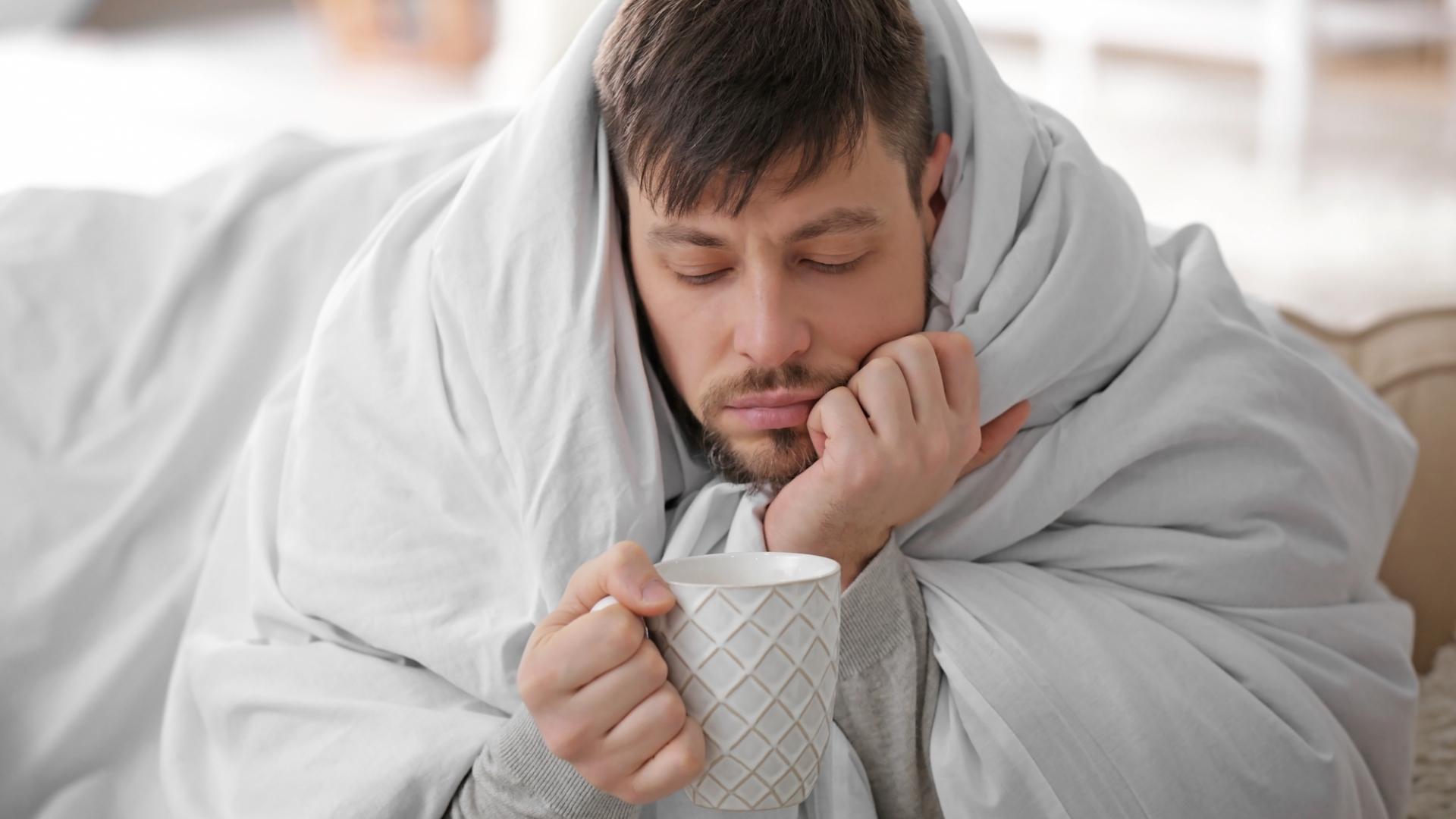 Почему мужчины болеют гораздо тяжелее, чем женщины