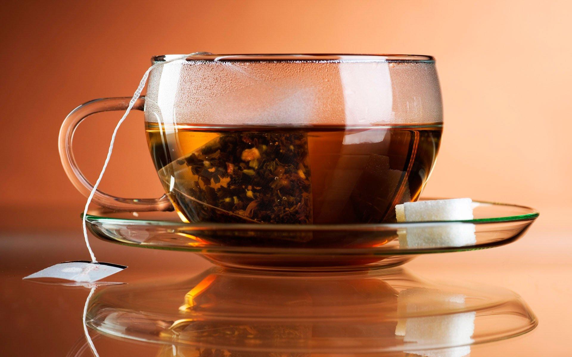 Почему лучше не пить чай в пакетиках