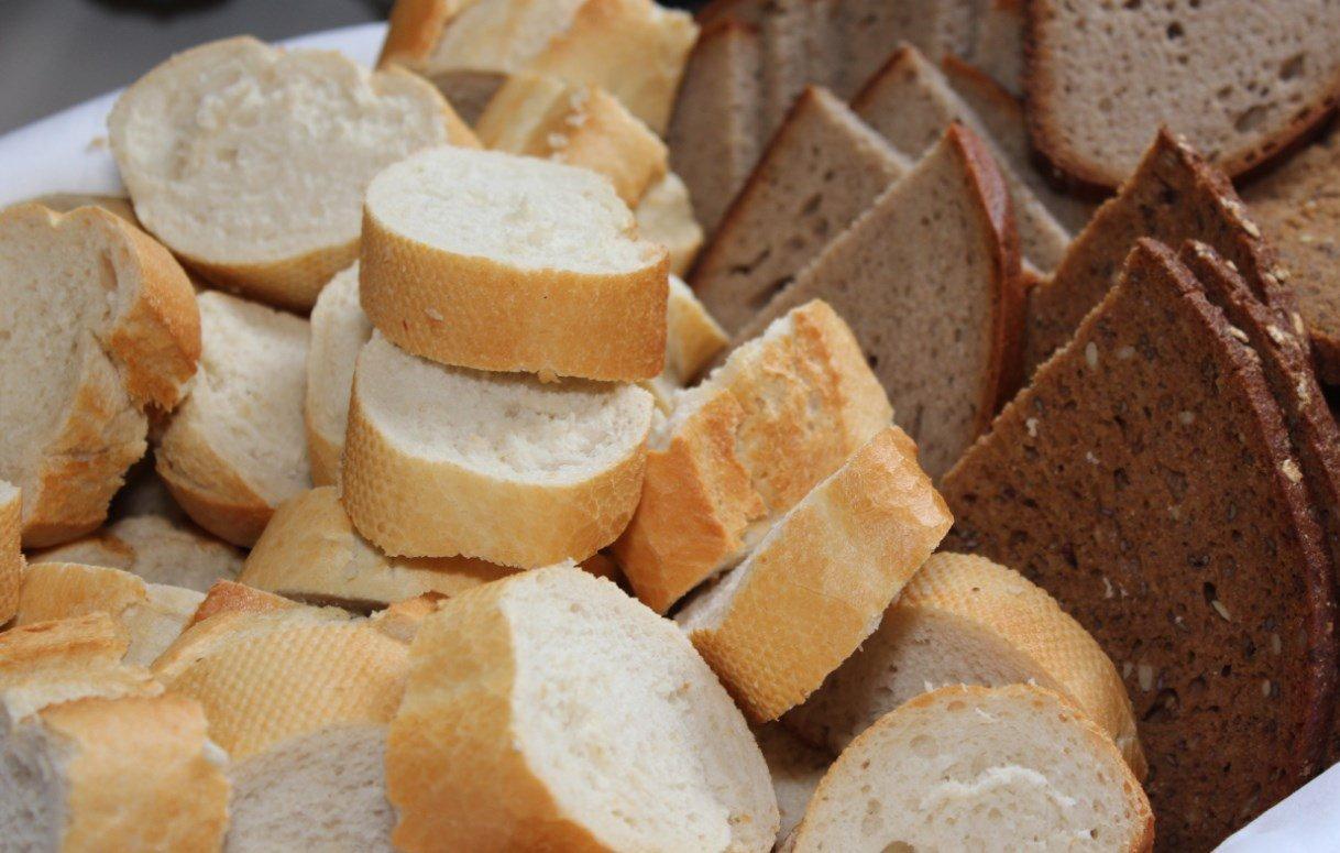 Белый хлеб настолько же полезен, как и чёрный