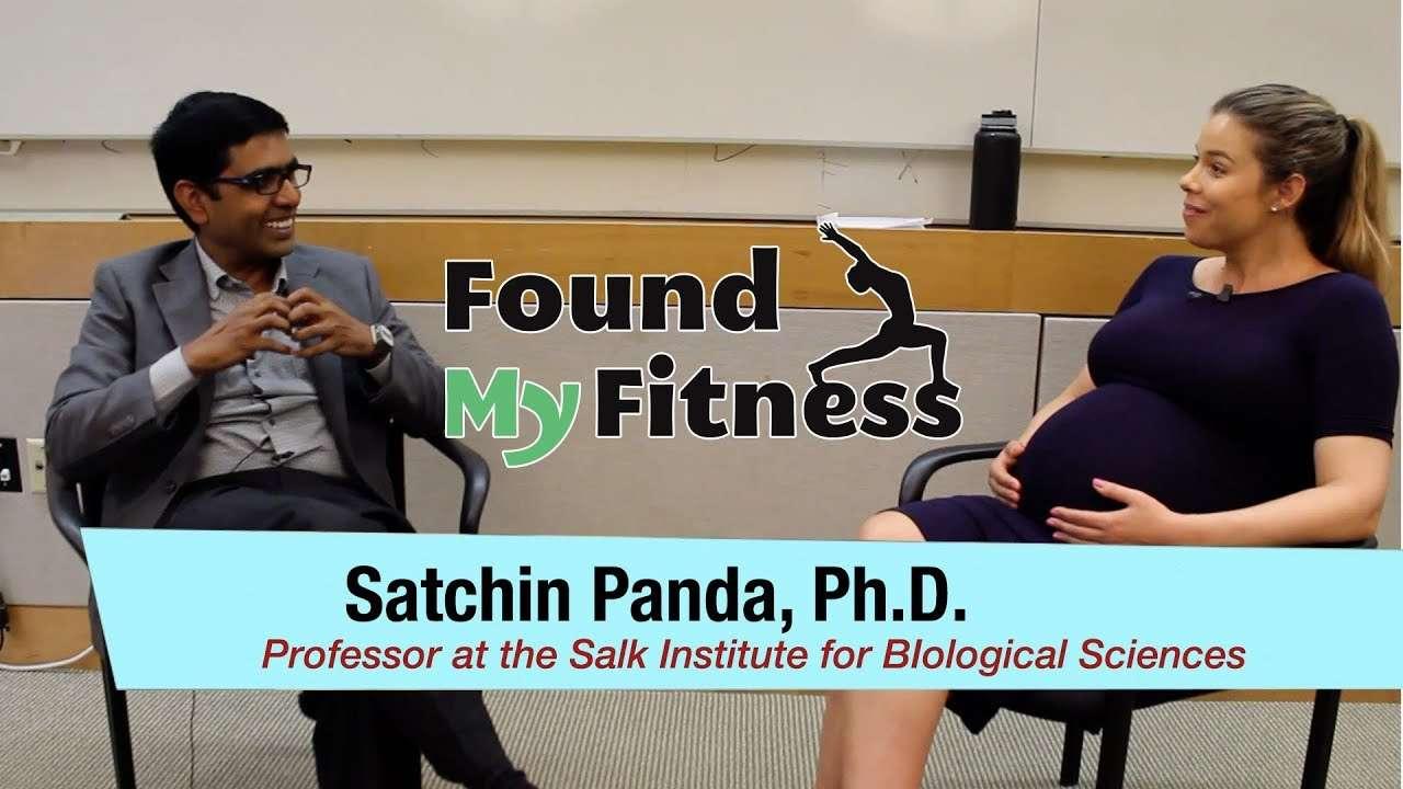 Биолог Сатчидананда Панда (Satchidananda Panda)