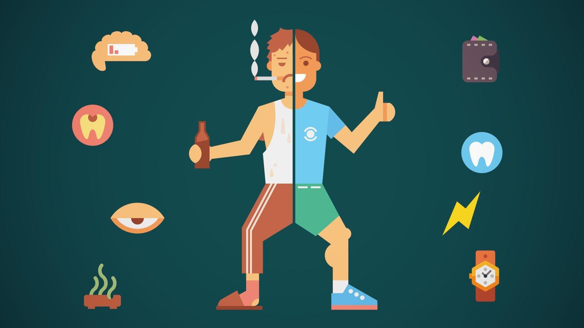 Как быстро завести полезные привычки