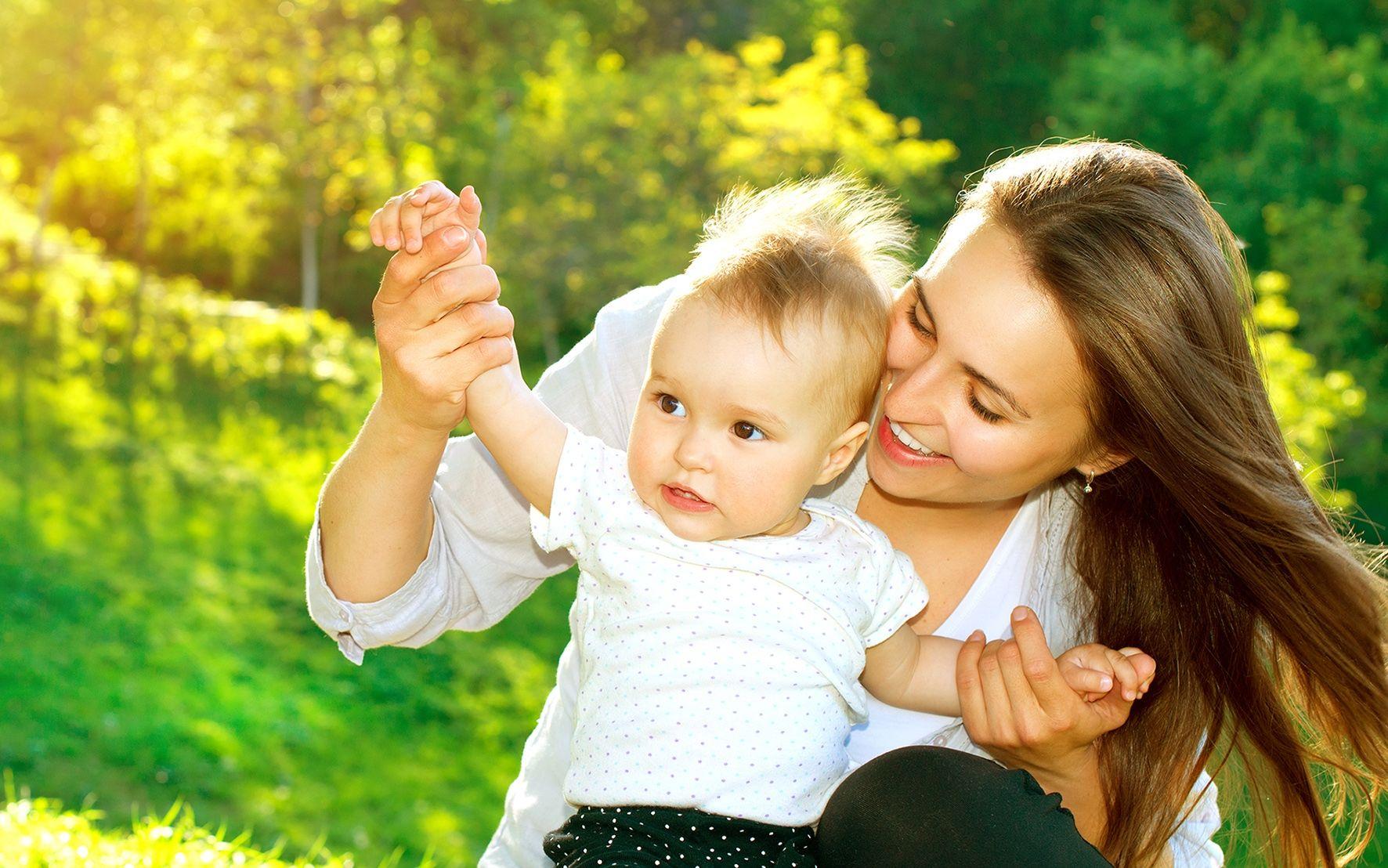 Я учусь быть мамой. Никитина Л.А.