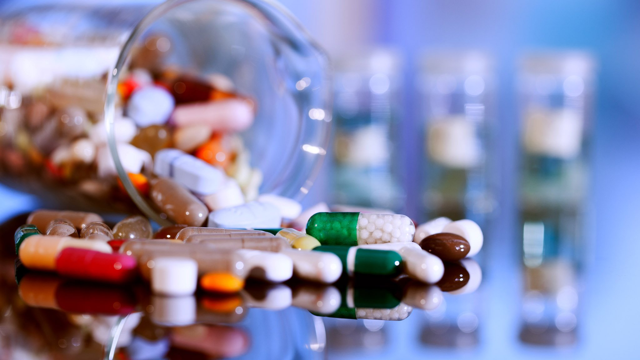 Откуда поступают лекарства?