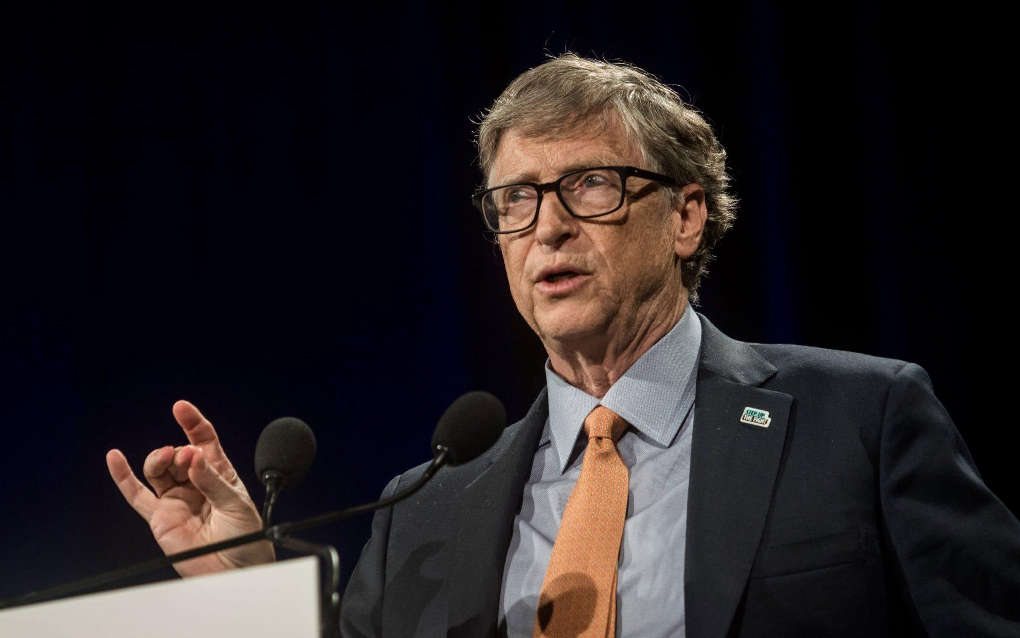 Как Билл Гейтс монополизировал глобальное здравоохранение
