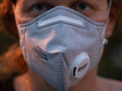 Отчет CDC: 70,6% пациентов с COVID всегда носили маску