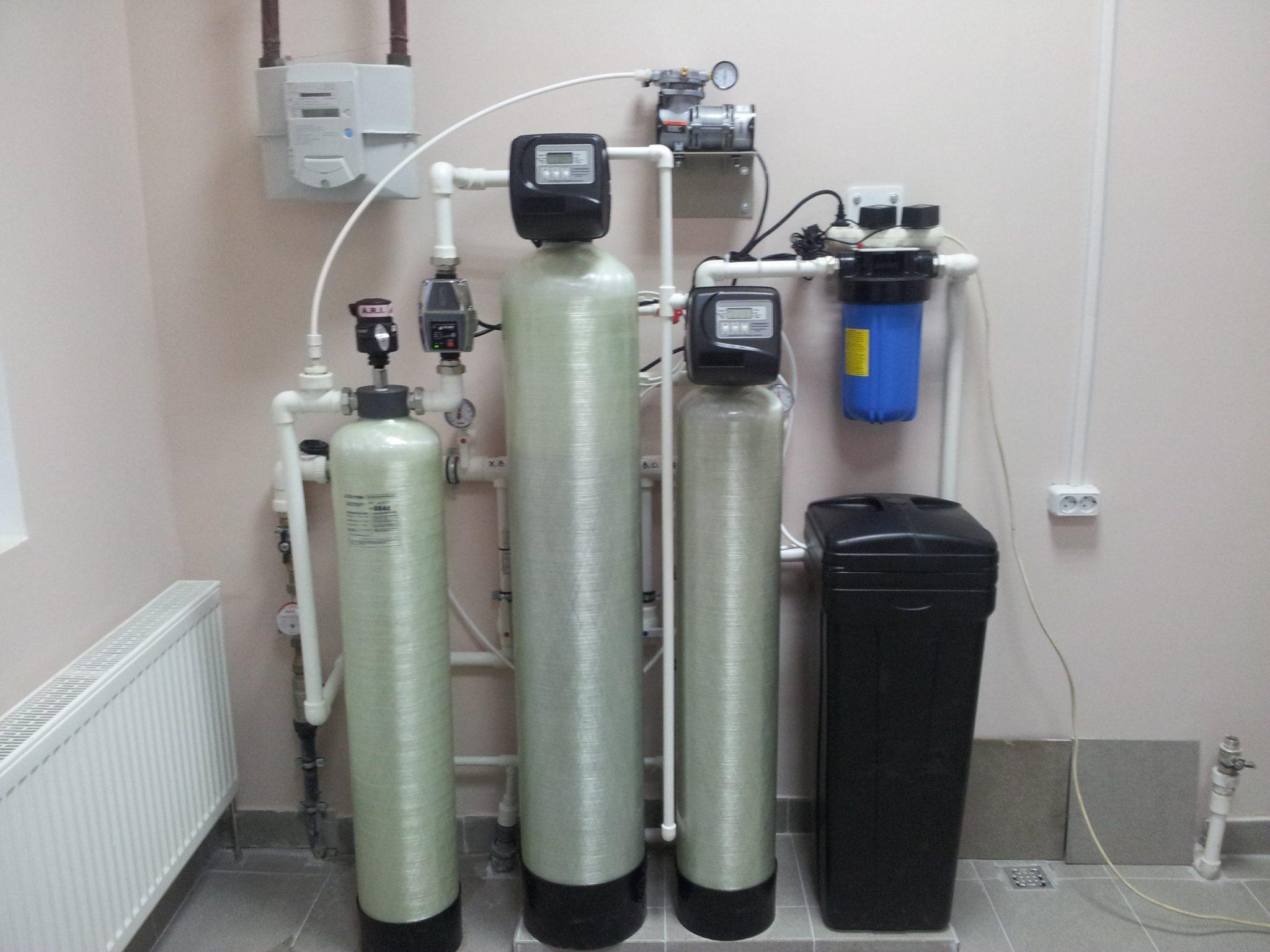 Правильно фильтруйте воду