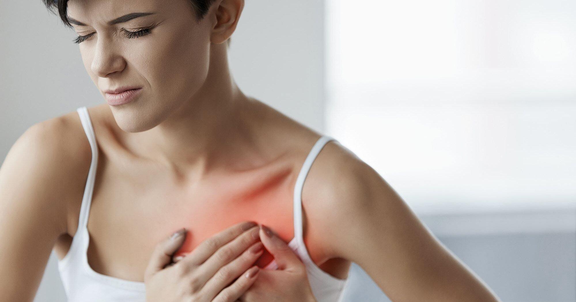 Что происходит с вашим телом во время сердечного приступа?
