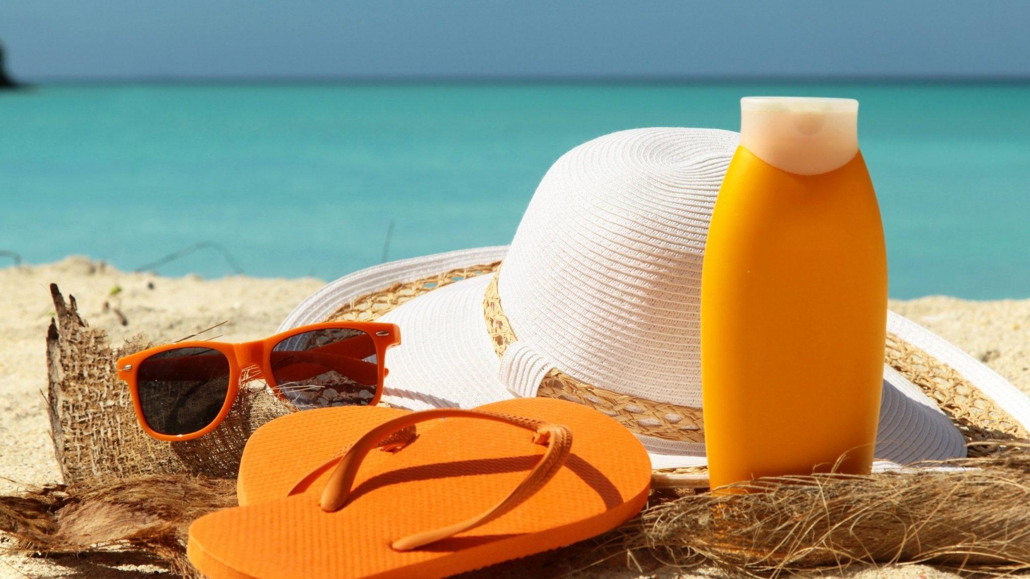 Как лечить солнечный ожог естественным путем
