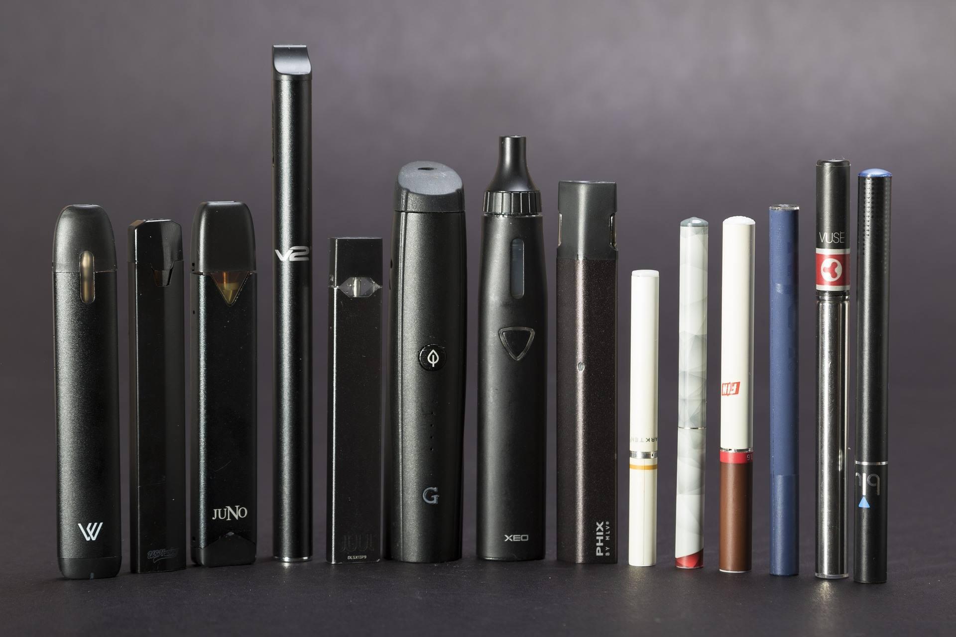 Отравления от электронных сигарет и вайпов растут