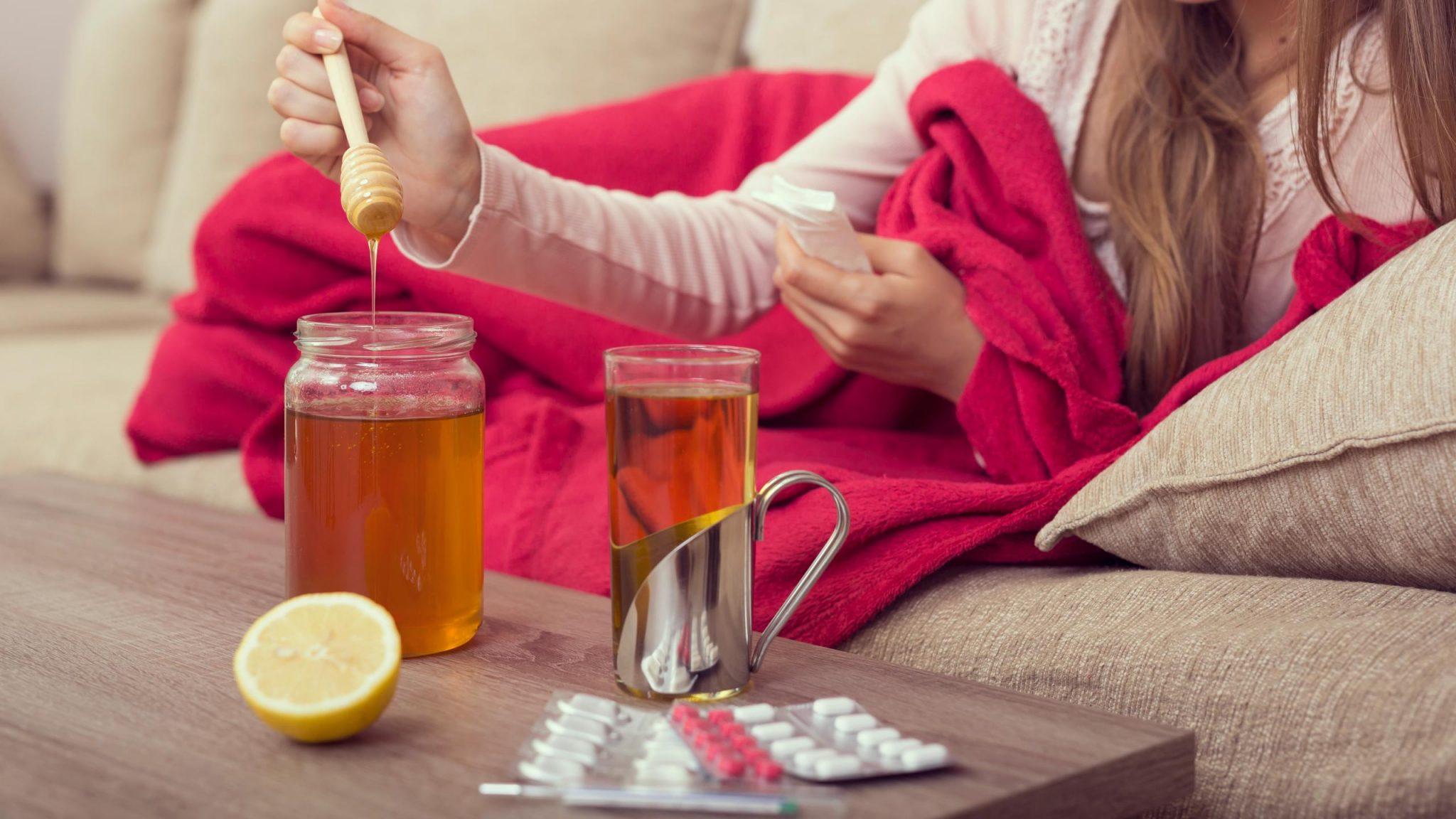 Как долго длится простуда?