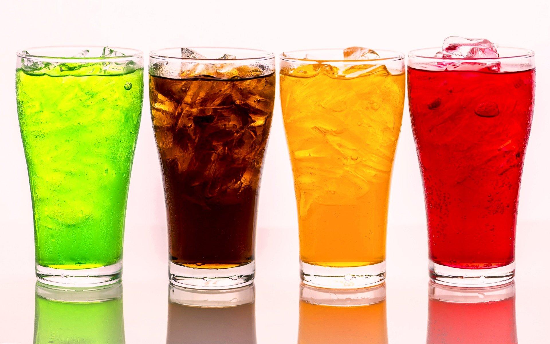 Сладкие напитки, связанные с повышенным риском депрессии