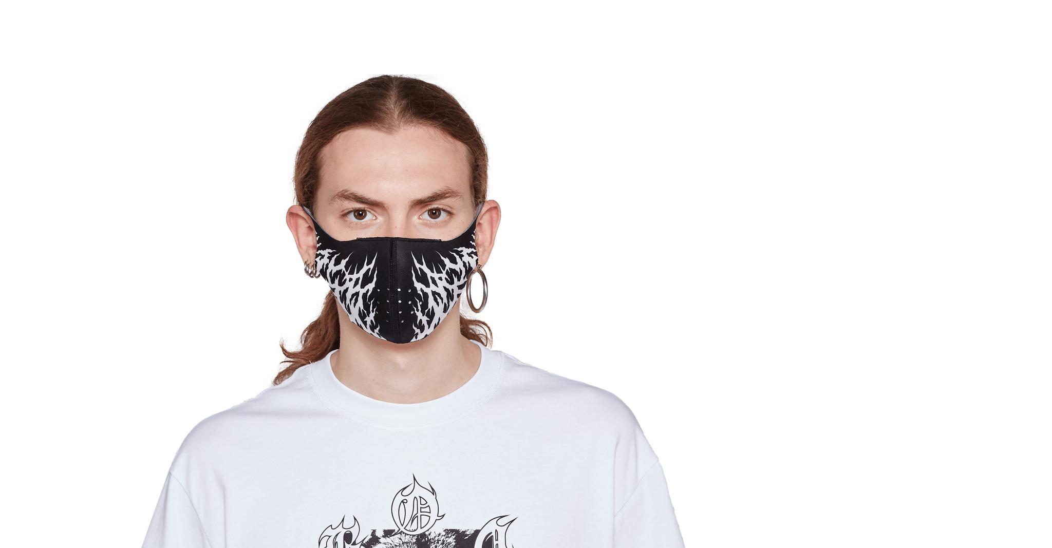 Наконец-то опубликовано первое исследование вреда маски
