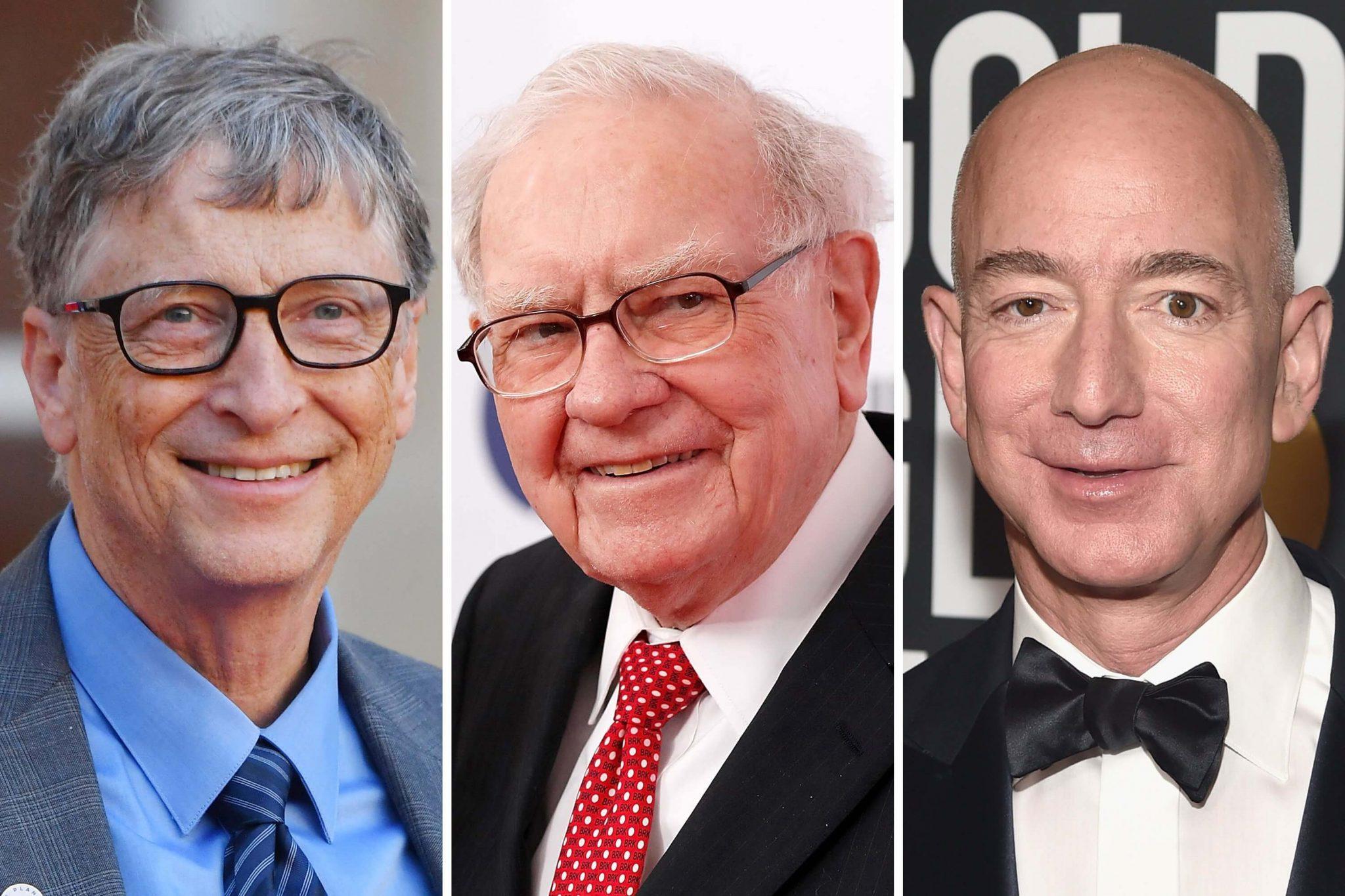 COVID продвигает новый мировой порядок - Империя миллиардеров