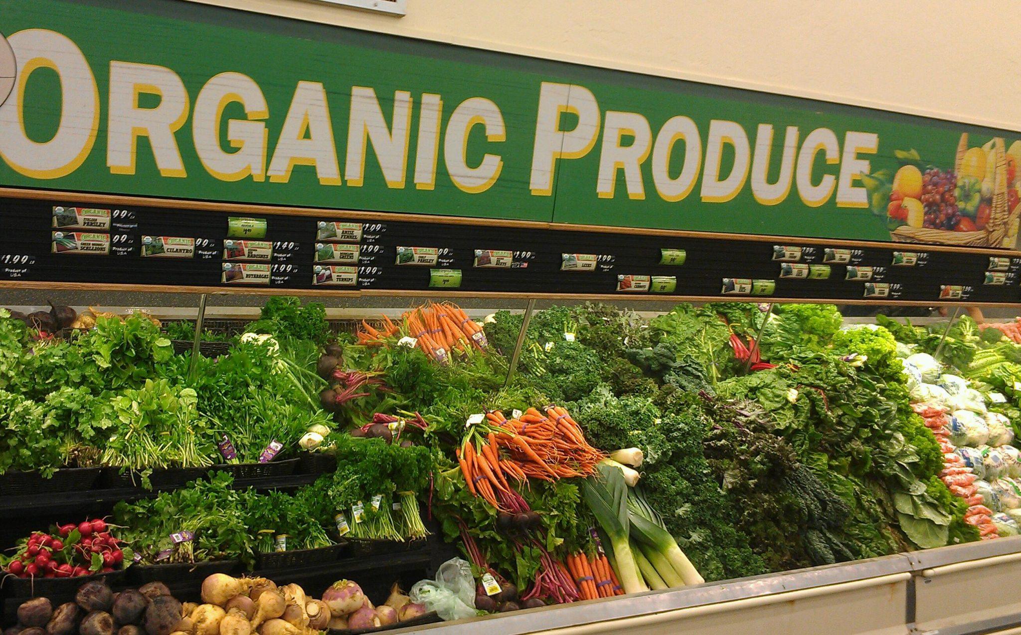 Еще больше причин, по которым вам нужно есть органические продукты