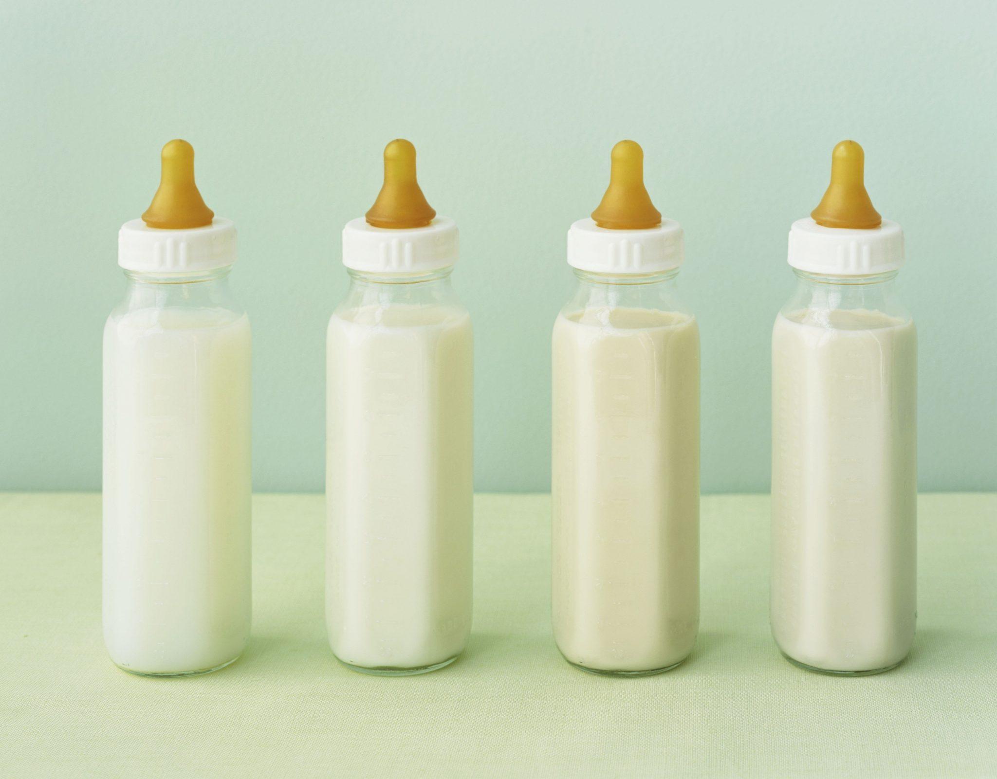 Молозиво более эффективно, чем вакцина от гриппа