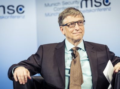 Разбирая повестку дня Билла Гейтса