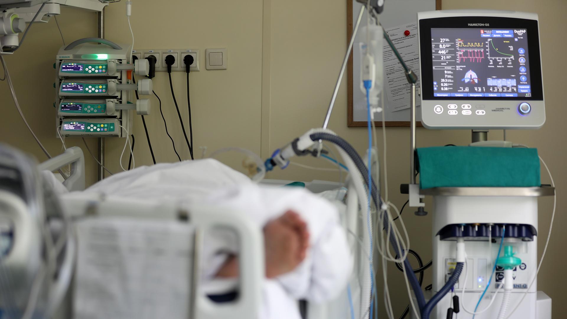Больше доказательств того, что ИВЛ смертельны для пациентов с COVID
