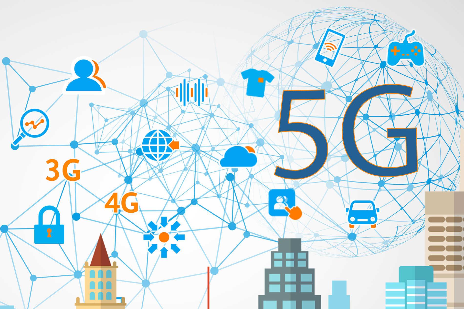 5G вред для здоровья - исследование Landmark