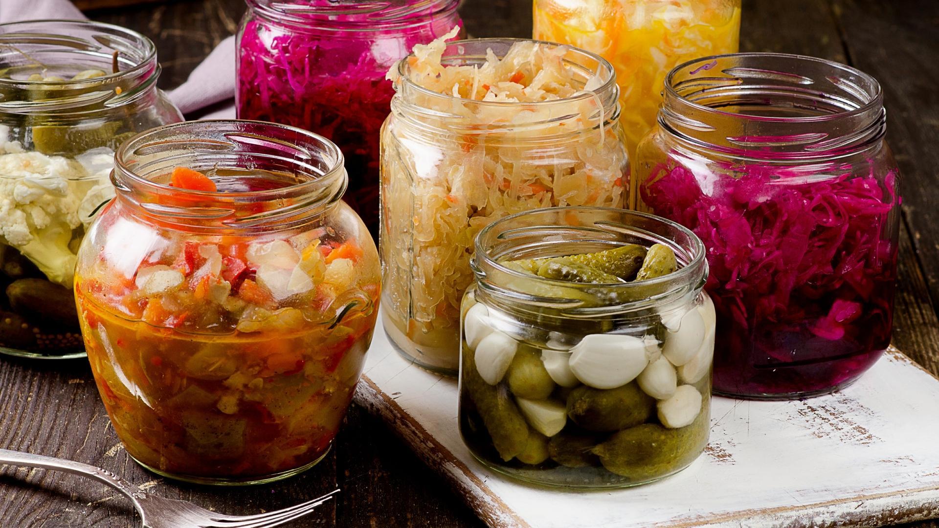 Ферментированные продукты: как «культивировать» свой путь к оптимальному здоровью