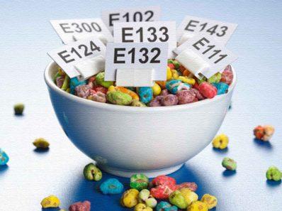 12 пищевых добавок, которые нужно исключить из своего рациона