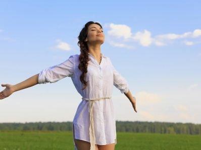 Дыхание помогает снять стресс, приносит пользу вашему разуму и телу